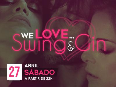 We Love... Swing & Gin