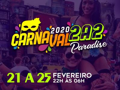 Carnaval 2A2 2020 Paradise