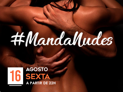 #MandaNudes