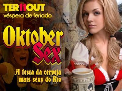 OktoberSex - A festa da cerveja na 2A2