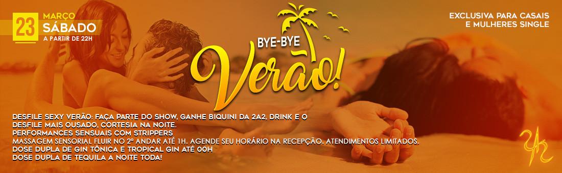 Bye Bye, Verão!