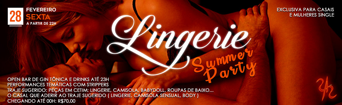 Lingerie Summer Party