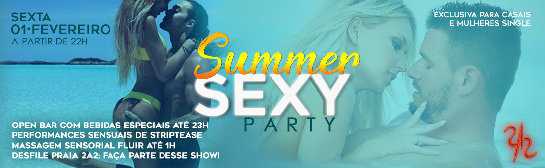 Summer Sexy Party